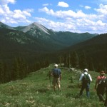 Backpacking for vibrant health